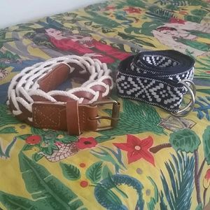 Pair of belts, os